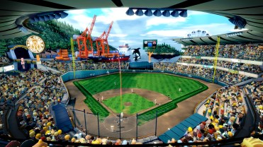 Super Mega Baseball: Extra Innings - Seattle Upper Deck