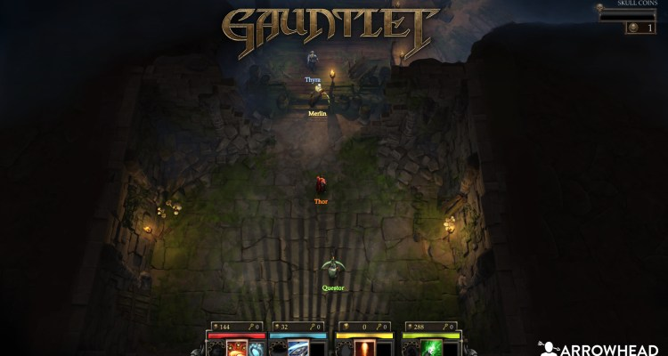Arrowhead Game Studios will bring big improvements to Gauntlet reboot