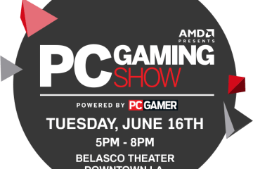 The first PC Gaming Show comes to E3 2015