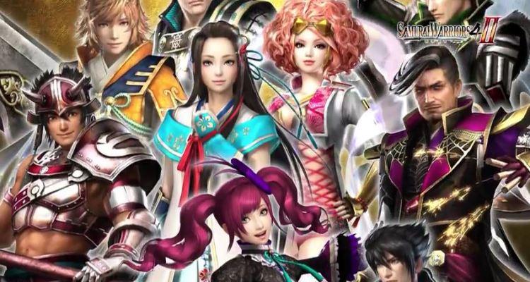 Koei Tecmo announces North American release of Samurai Warriors 4-II