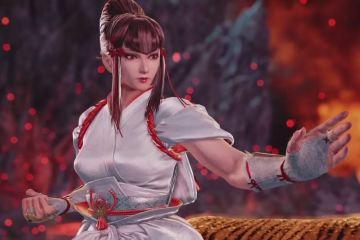 Kazumi, la nueva personaje de Tekken 7
