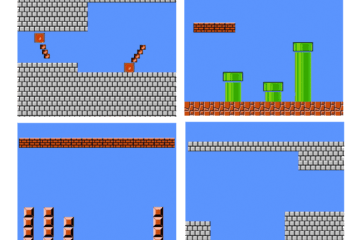 Computer system designs Mario levels after watching them on Twitch or YouTube