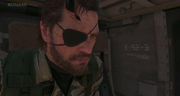 E3 2015: Metal Gear Solid V: The Phantom Pain - Gameplay Trailer