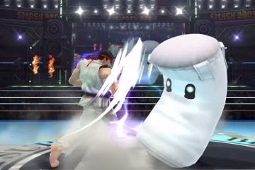 Videos aparentemente confirman la presencia de Ryu y Roy en Smash