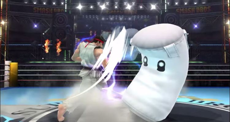 Videos apparently confirm the presence of Ryu and Roy in Smash