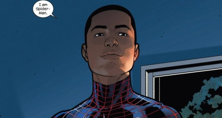 Miles Morales enters the Marvel Universe in upcoming Spider-Man comic book relaunch