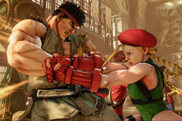 "La experiencia ""Street Fighter V at Six Flags"" empieza el 2 de julio"