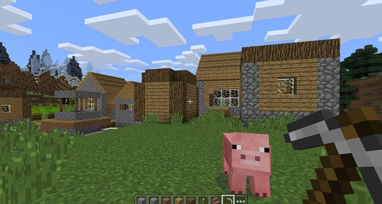 Mojang announces Minecraft: Windows 10 Edition Beta