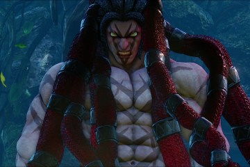 Necalli is the first brand-new fighter in Street Fighter V