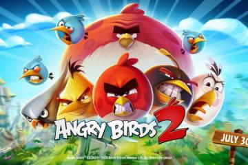 Angry Birds 2 is coming on July 30th