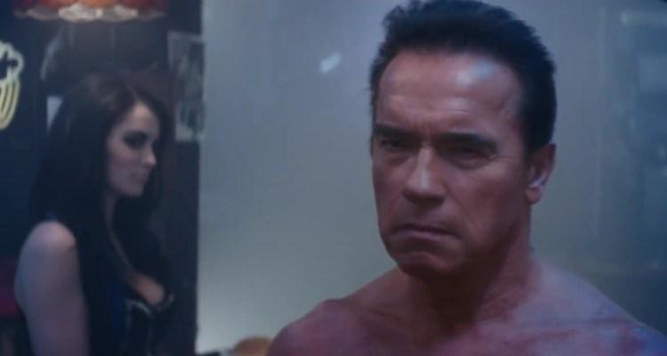 El Terminator entra al ring en WWE 2K16