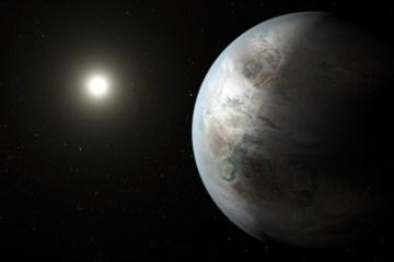 """La sonda Kepler descubre al """"primo mayor más grande"""" de la Tierra"""