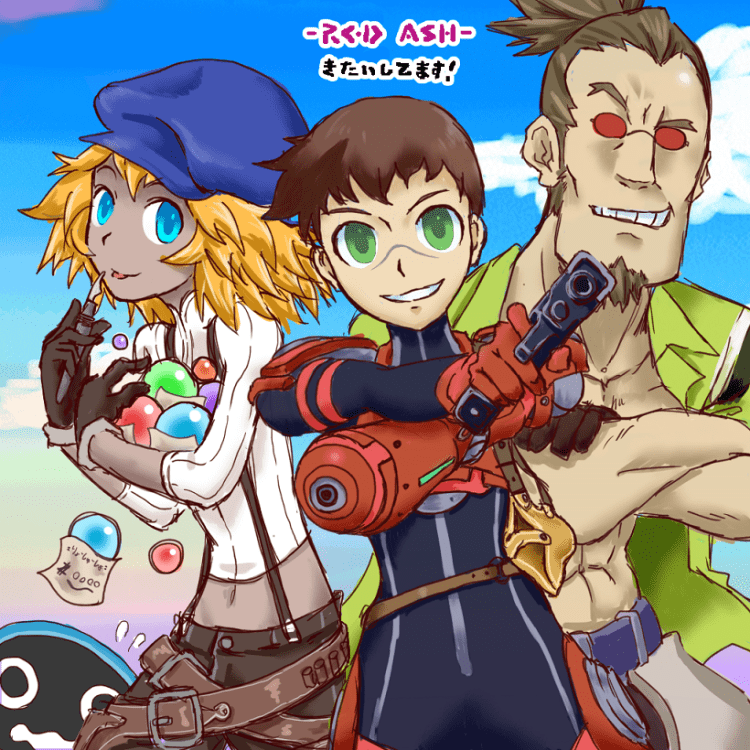 Inafune launches Kickstarter projects for Red Ash game and anime