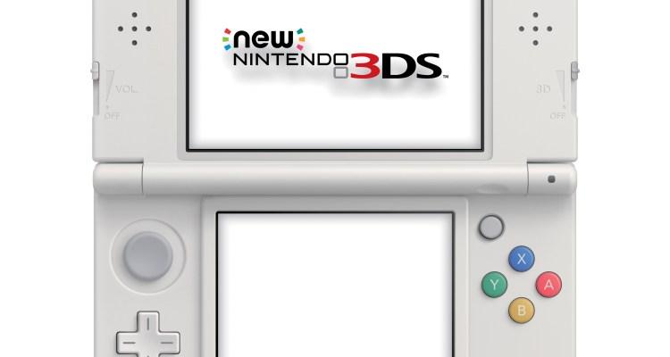 El New Nintendo 3DS tamaño compacto llegará a Norte América el 25 de septiembre