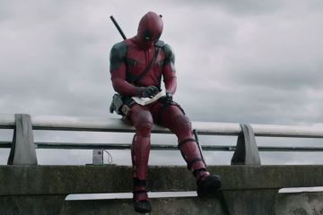 The first HD trailer of Deadpool is now available