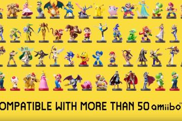 Super Mario Maker will support more than 50 amiibo