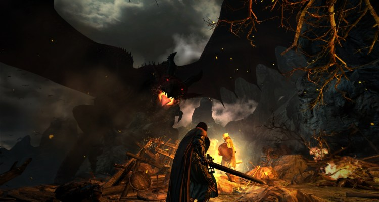 Capcom traerá Dragon's Dogma: Dark Arisen a Windows PC en el 2016