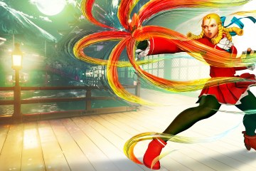 Karin returns in Street Fighter V