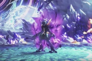 Latest update brings Dark Mewtwo to Pokkén Tournament