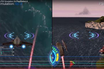 Sony les permitirá jugar juegos PS2 en el PS4 vía emulación