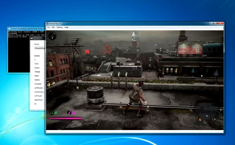 Sony is developing an official PS4 Remote Play app for