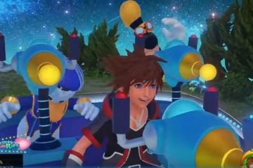Square Enix shows a new Kingdom Hearts 3 trailer at Jump Festa 2015