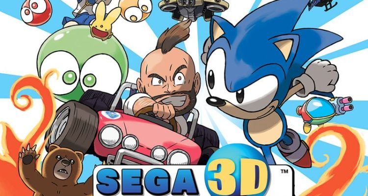 Sega is ready to bring the Sega 3D Classics Collection to the Nintendo 3DS