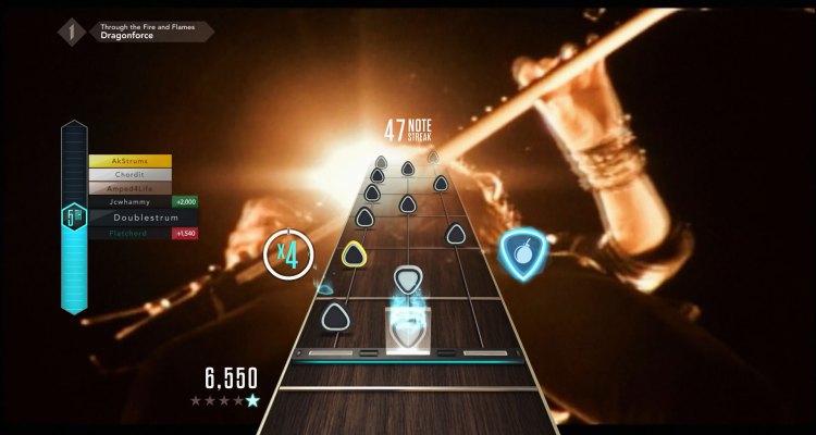 """La canción """"Through the Fire and Flames"""" de DragonFroce ya disponible en Guitar Hero Live"""