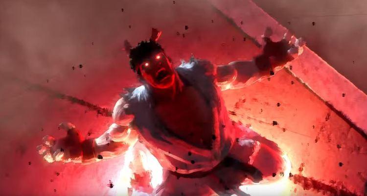 Capcom lanza el tráiler CG completo de SFV