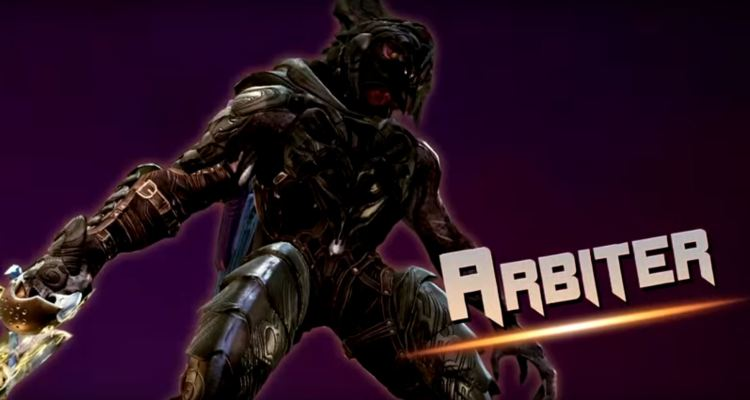 The Arbiter from Halo is coming to Killer Instinct Season 3