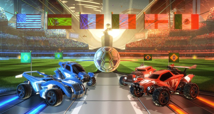 Retail version of Rocket League will be coming to stores