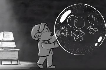 Game Developers Choice Awards pays tribute to Satoru Iwata with an emotional and touching cartoon