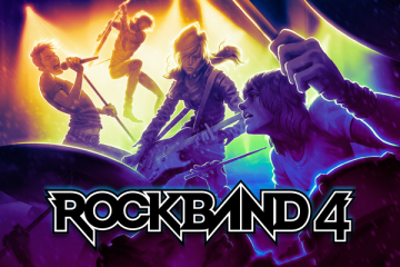 Harmonix signs partnership with PDP for Rock Band 4