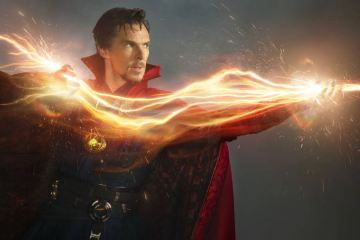 Watch the first teaser trailer of Marvel's Doctor Strange
