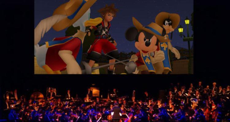 """Los conciertos de orquesta de """"Kingdom Hearts"""" comienzan en el mes de agosto en Japón"""