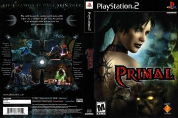 Classic PS2 title Primal is coming to the PS4 this Tuesday