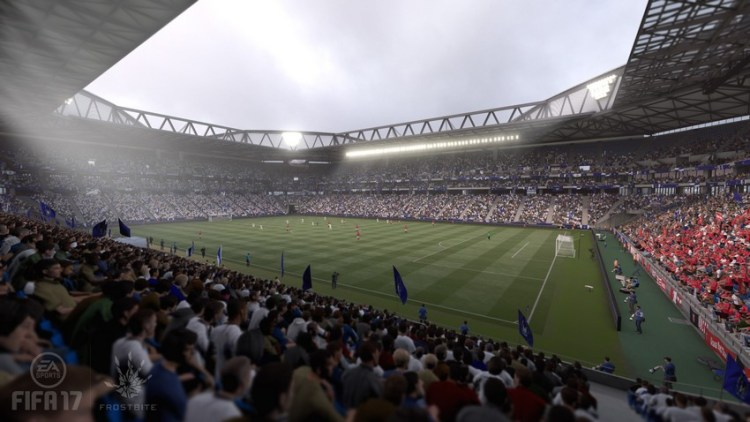 FIFA 17: Suita City Stadium