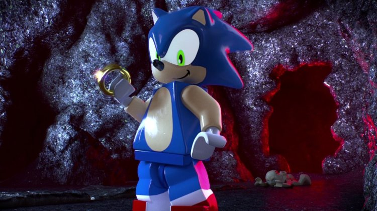 Sonic the Hedgehog in Lego Dimensions