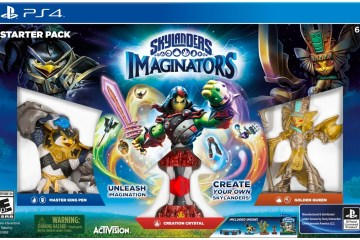 Skylanders Imaginators will let people create their own Skylanders characters