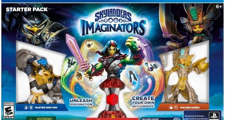Skylanders Imaginators will let people create their own Skylanders characters