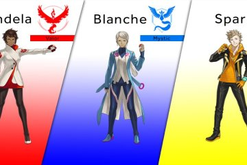 Niantic: Introducing the Pokémon Go Team Leaders