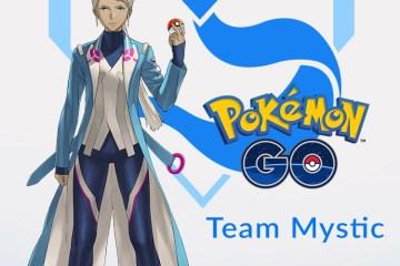 Pokémon GO Team Mystic Wallpaper
