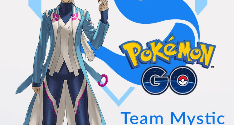 Pokémon GO Team Mystic Wallpaper