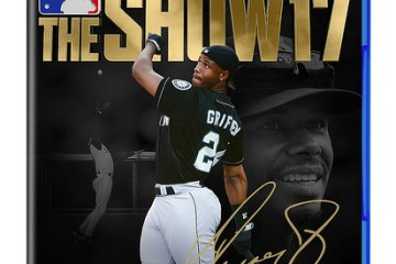 Sony welcomes Ken Griffey Jr. to MLB The Show 17
