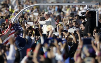 Yahoo en Español 2016 - Papa Francisco