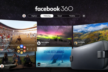 Facebook 360 - Headset + Grid