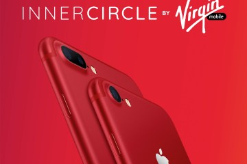 Virgin Mobile / Inner Circle / iPhone