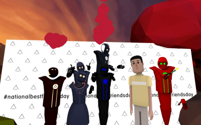 AltSpaceVR is shutting down