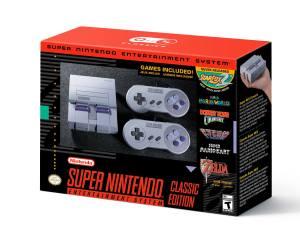 Preordenes del SNES Classic disponibles a finales de este mes