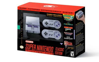 SNES Classic pre-orders available late this month,